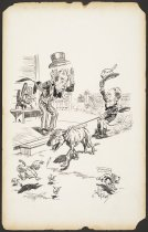 Image of A new watchdog Pop, and he's very gentle! - Reid, Wallace, 1891-1923